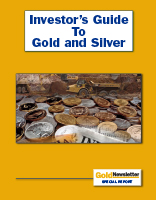 The Investor's Guide To Gold And Silver